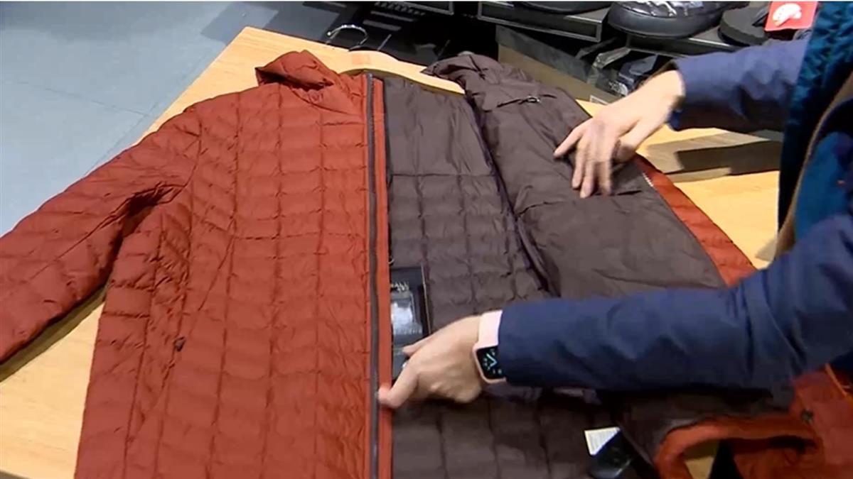 獨/外套有壽命!羽絨最暖用10年 萬元防水僅5年