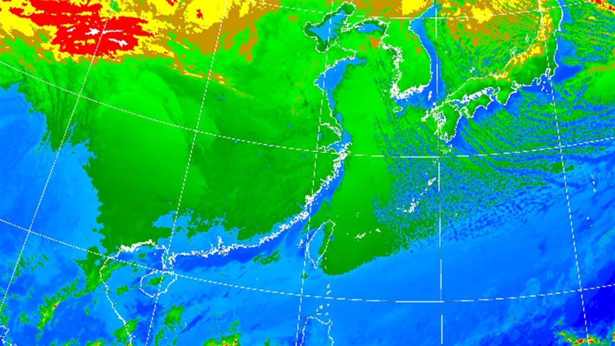 今晨4.3度!這地區體感0度 迅猛龍寒流最凍時間點曝