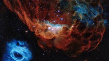 回首2020:那些令人嘆為觀止的太空奇景