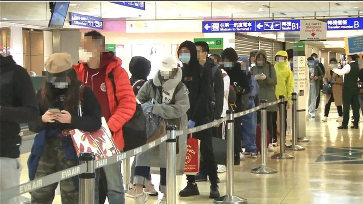台灣元旦起鎖國 境外生超緊張:千萬別離開