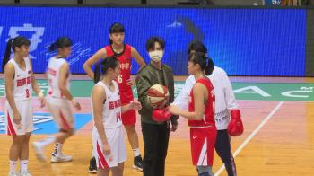 HBL女子組預賽登場 陳勢安開球.奧運國手來助陣