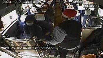 北市官員客運偷摸女乘客大腿 遭逮稱:沒交過女友太衝動