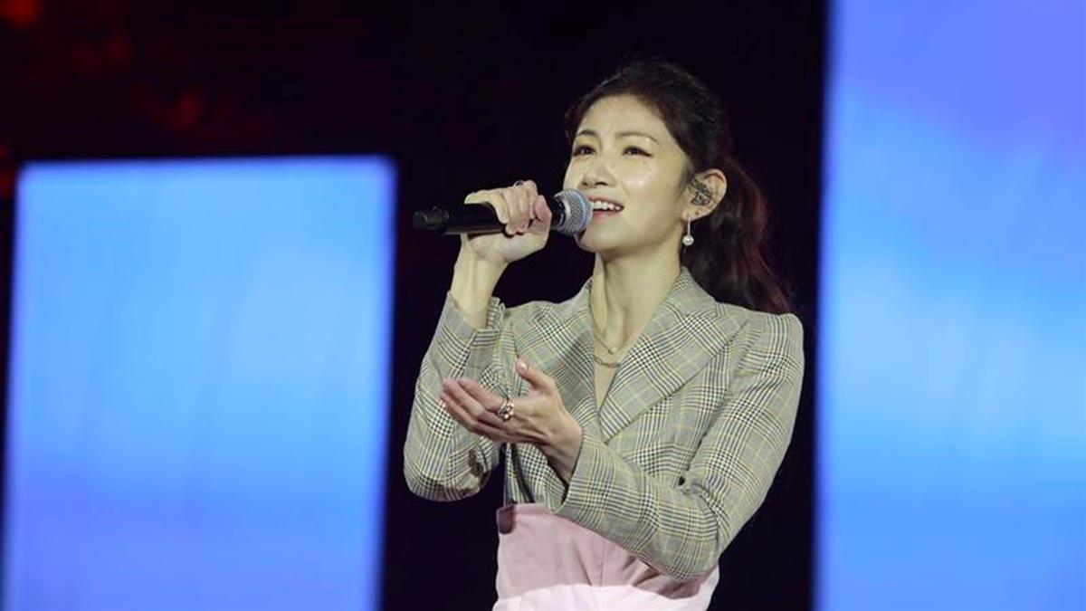李千那美聲獻唱高雄跨年 防疫缺歌迷小失落