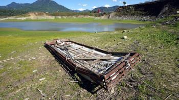 56年來首度豐水期無颱風 北雨南旱缺水危機來了
