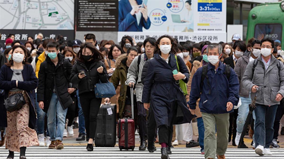 日媒:東京染疫數激增 擬再進入緊急事態