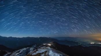 2021首場流星雨來了!今晚10時半登場 每小時高達110顆