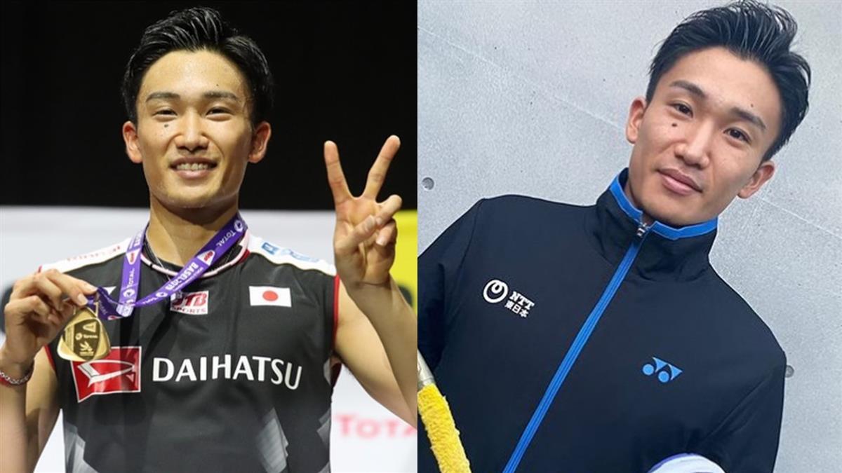 快訊/世界球王確診 日本羽球隊緊急退出泰國公開賽