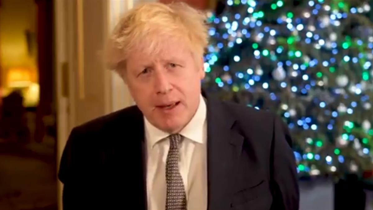 英國連6天單日破5萬人確診 在野黨籲24小時內封城
