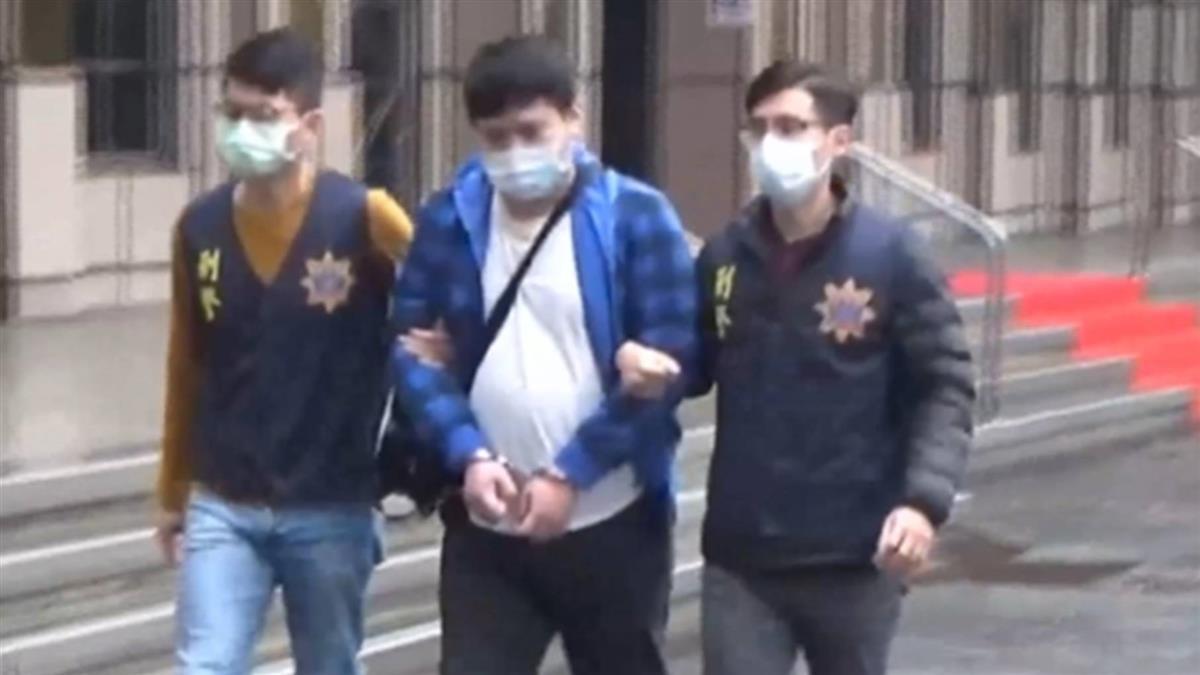 涉PO文揚言跨年血染全台 男子遭聲押禁見