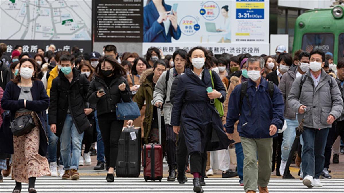 日本首都圈疫情擴大 東京新增1278例3縣創新高