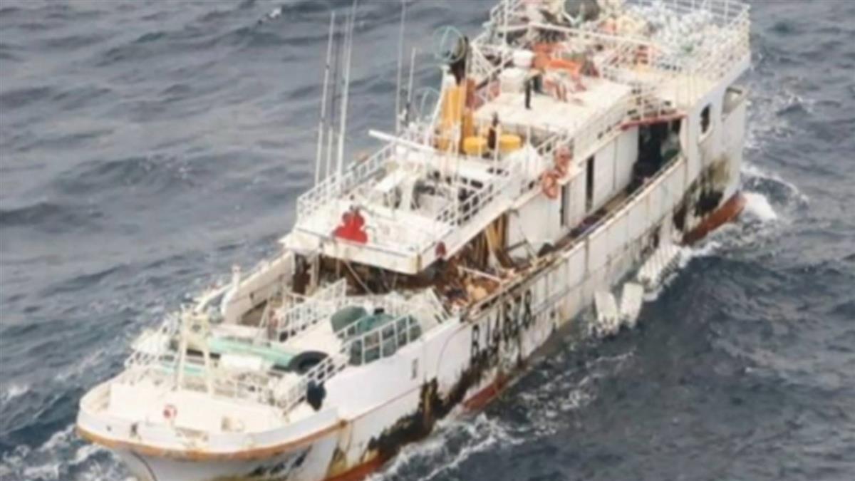 獨/百慕達三角添謎!台漁船失聯6天 美方找到船卻不見人影