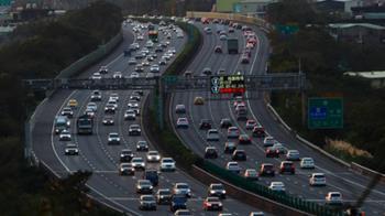 國道109年交通量創新高 事故、死亡歷年新低
