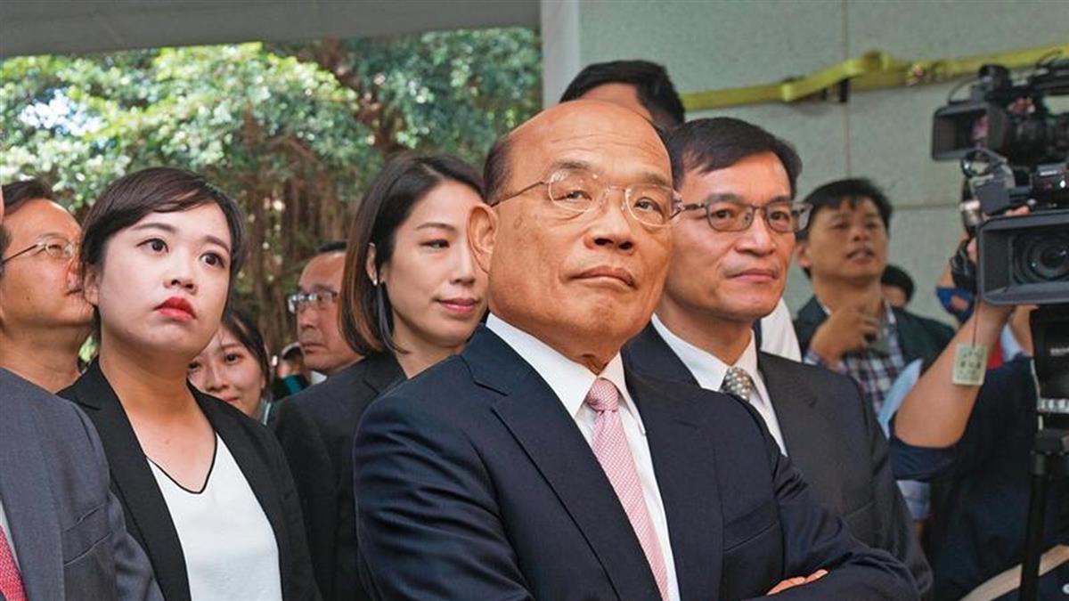 官員醜聞!27神祕筆記本曝光 蘇貞昌怒查200位司法警調