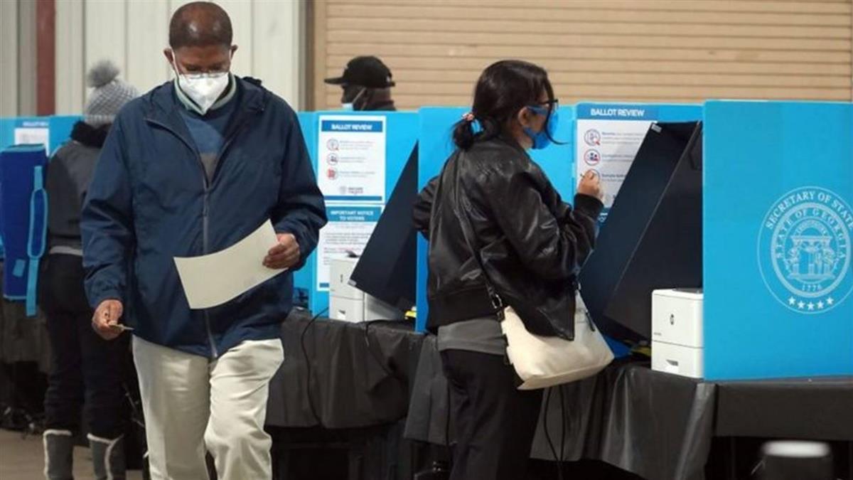 美國佐治亞州參議院關鍵選舉的五大看點
