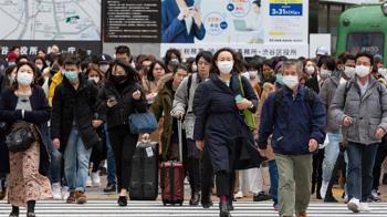 日本確診新冠肺炎者 122人在家急速惡化猝死