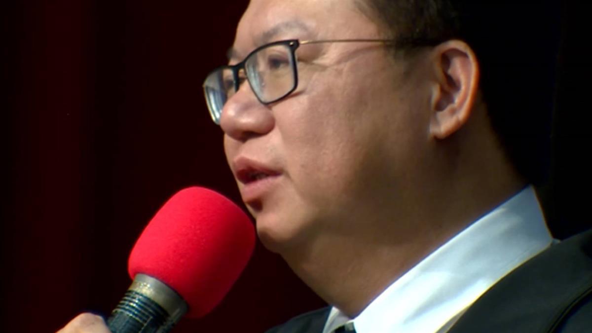 校園演講遭同學質疑「債留子孫」 鄭文燦:那是黑函啦