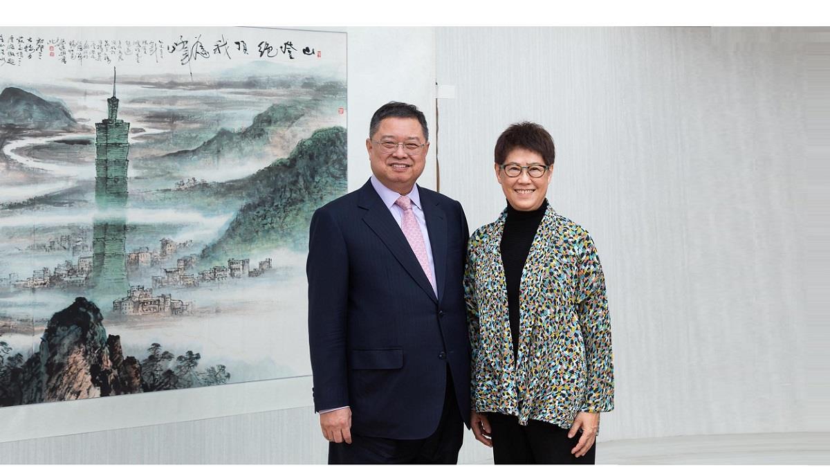 蕭進興生前101畫作首度公開 林鴻明分享背後故事
