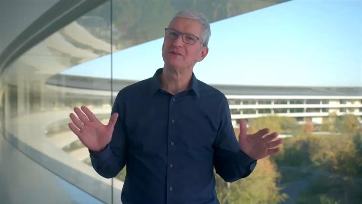 庫克2020年薪4.1億!身價高達279億…還不含蘋果股票