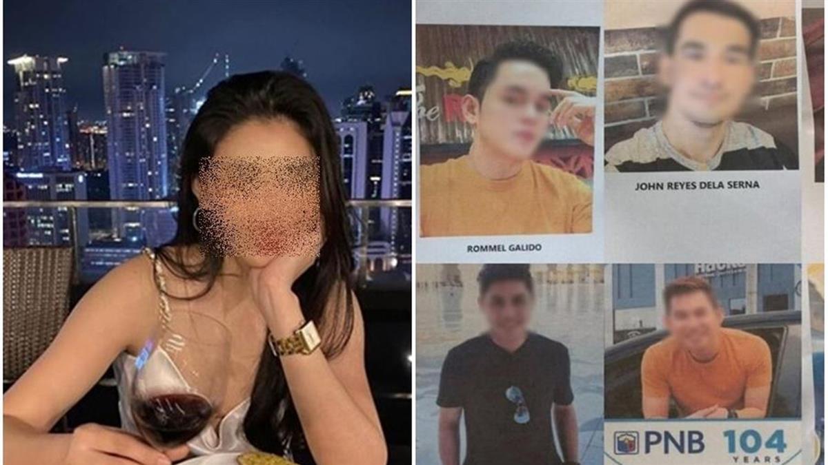 「把她當成豬」空姐遭11人洩慾亡 涉案11土豪長相曝光