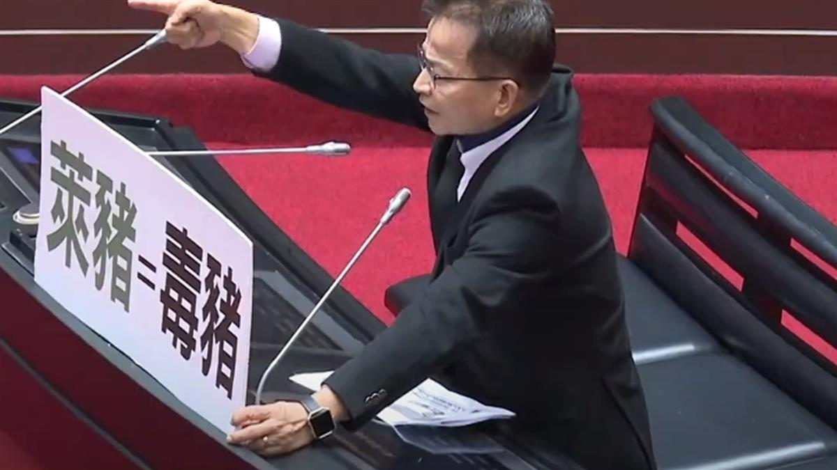 獨/反制內閣官員 綠委沖咖啡、藍委「軟硬兼施」