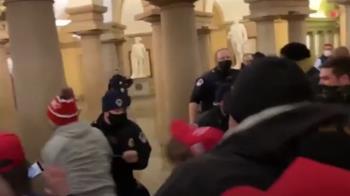 支持者闖入國會大廈 川普60秒發言:我知道你們的痛