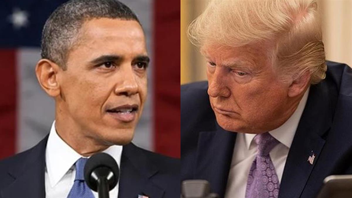 美國會207年來首次被攻破 歐巴馬批川普:現任總統害的