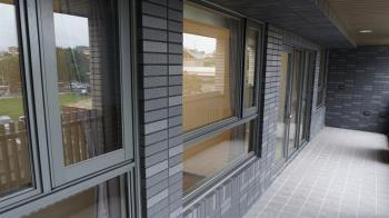 明倫社宅陽台逾5坪部分免租金 3房型最多降3200元