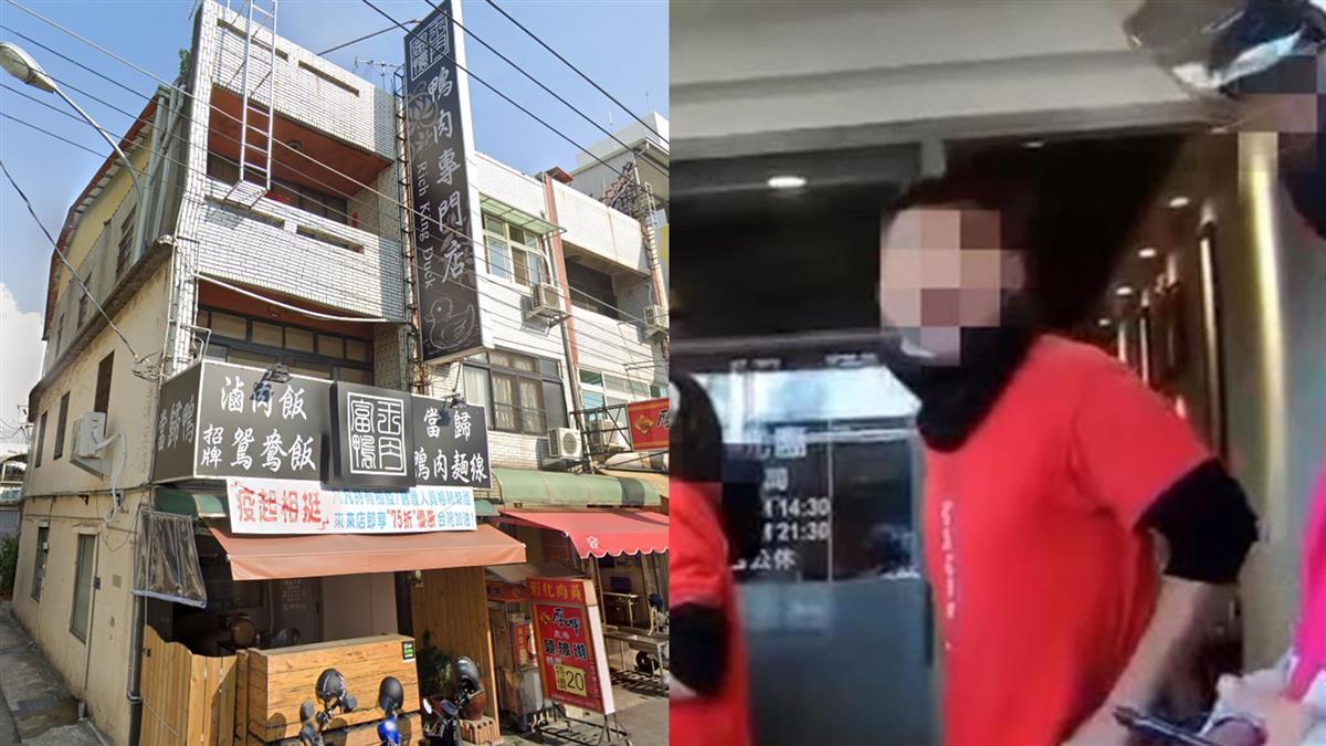 8通電話狂檢舉!富王鴨肉「頂加+騎樓」要拆除 房東慘中槍