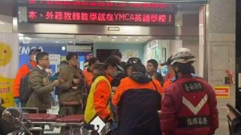快訊/台南YMCA泳池驚傳一氧化碳中毒 4師11童送醫搶救
