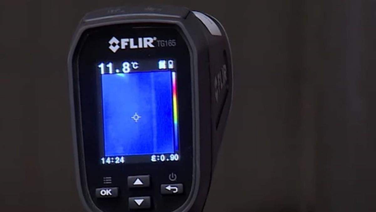 室內低溫要留意 12度以下恐凍瘡