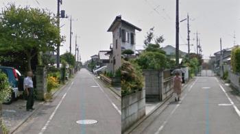 翻Google街景見亡父身影 放大一看鼻酸:他在等她