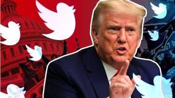 川普與推特的愛恨情仇 從推特暫停川普賬戶說起