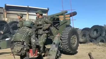 冒低溫練兵!陸軍269旅地空聯合操演震撼
