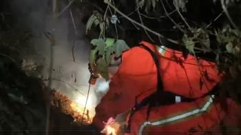 找到火還在燒!搜救輕航機畫面曝 家屬淚:跟爸爸回家