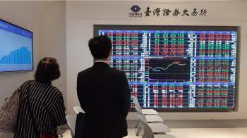 台股本週漲731點 市值大增逾2兆元