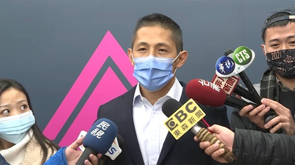 顏聖冠退出北市黨部主委選舉 吳怡農:尊重