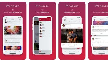 川粉平台Parler被Google下架 蘋果限時刪違規文