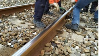 快訊/台鐵3天傳3起鋼軌斷裂 今和平到漢本又斷