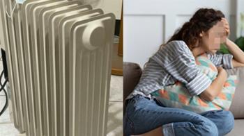 寒流壟罩全台急凍!女買電暖器送媽慘被罵:有問題