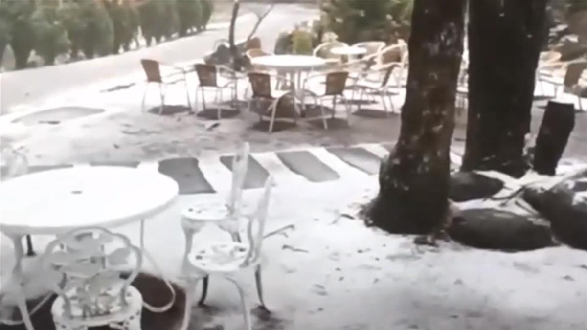 低溫+水氣足 福壽山農場、宜蘭明池、抹茶山也飄雪