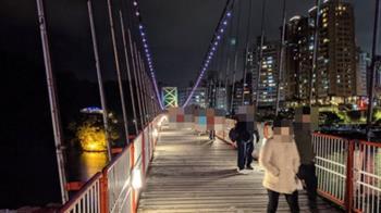 新店48歲女落水無生跡 警方碧潭橋上找到遺書