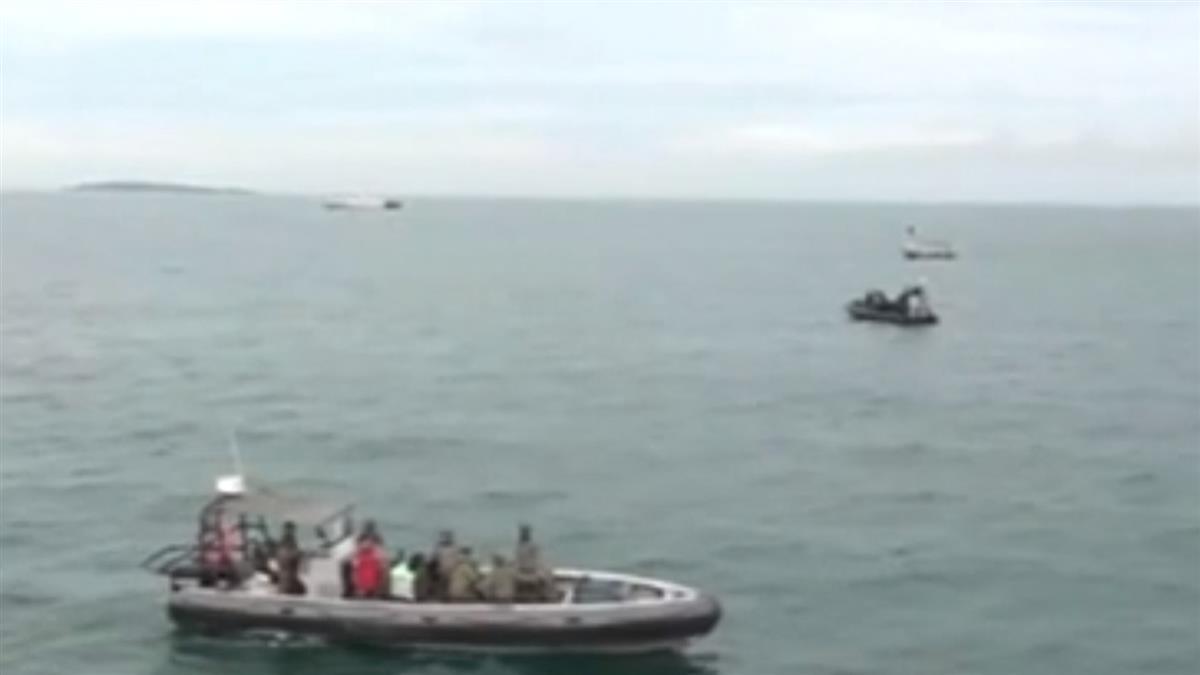 印尼波音737客機墜海 官方證實:打撈到人體殘骸