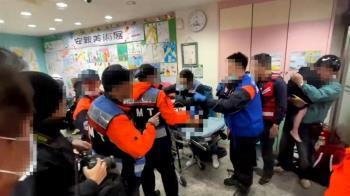 台南YMCA一氧中毒!大四教練見幼童爆哭 急拯救30命