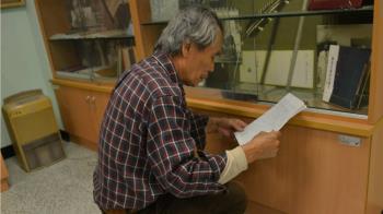 真理台文館是我兒子 張良澤還原換鎖風波:別傷害台灣文學