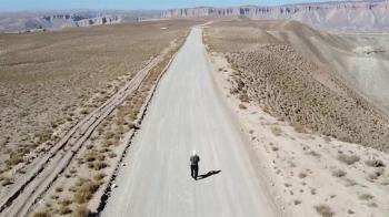 飽受戰亂的阿富汗 一位西方旅客卻大膽獨自旅行