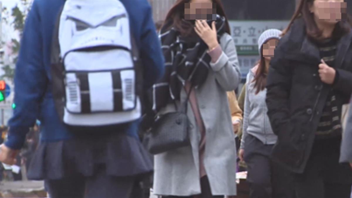 男倒臥新竹車站暴斃!寒流猛襲36hr奪命170人 最年輕僅35歲