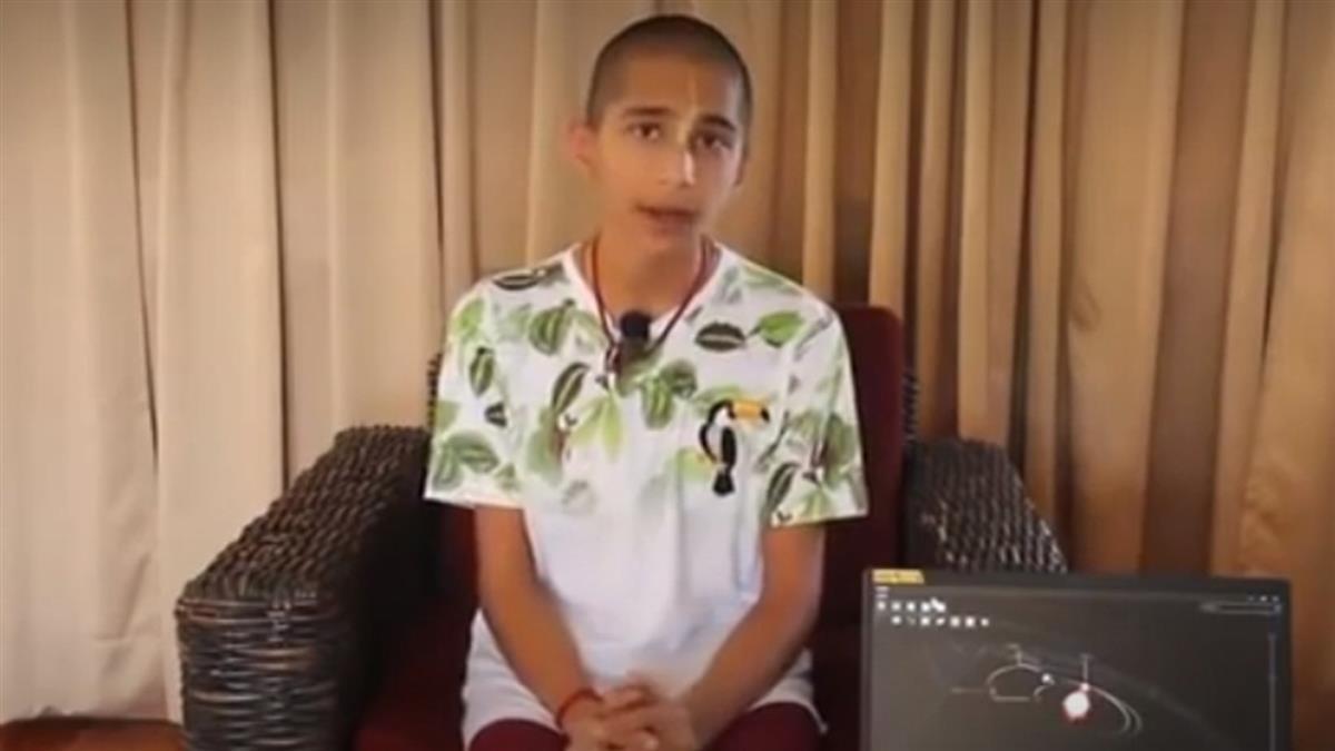 印度神童爆2月有「毀滅性災難」 預言影片2度被下架
