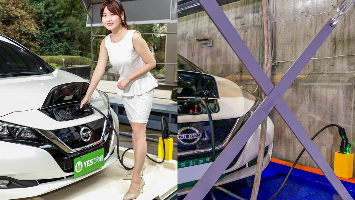不再擔心沒地方停車充電了!全台首創 「YES!來電」推出『自動化機械車位充電系統』