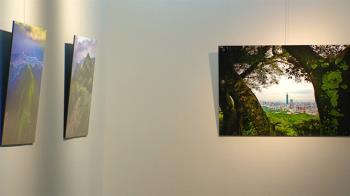 柯P辦公室外變藝廊 推城市行銷展現北市之美