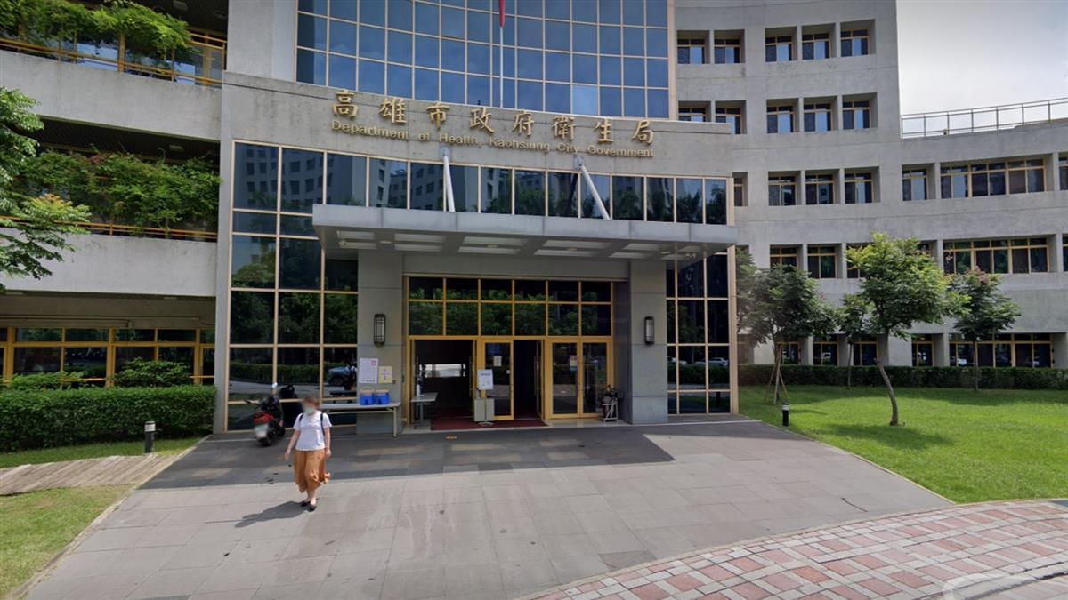 網傳南部某醫院拉封鎖線管制  高市府已截圖送辦